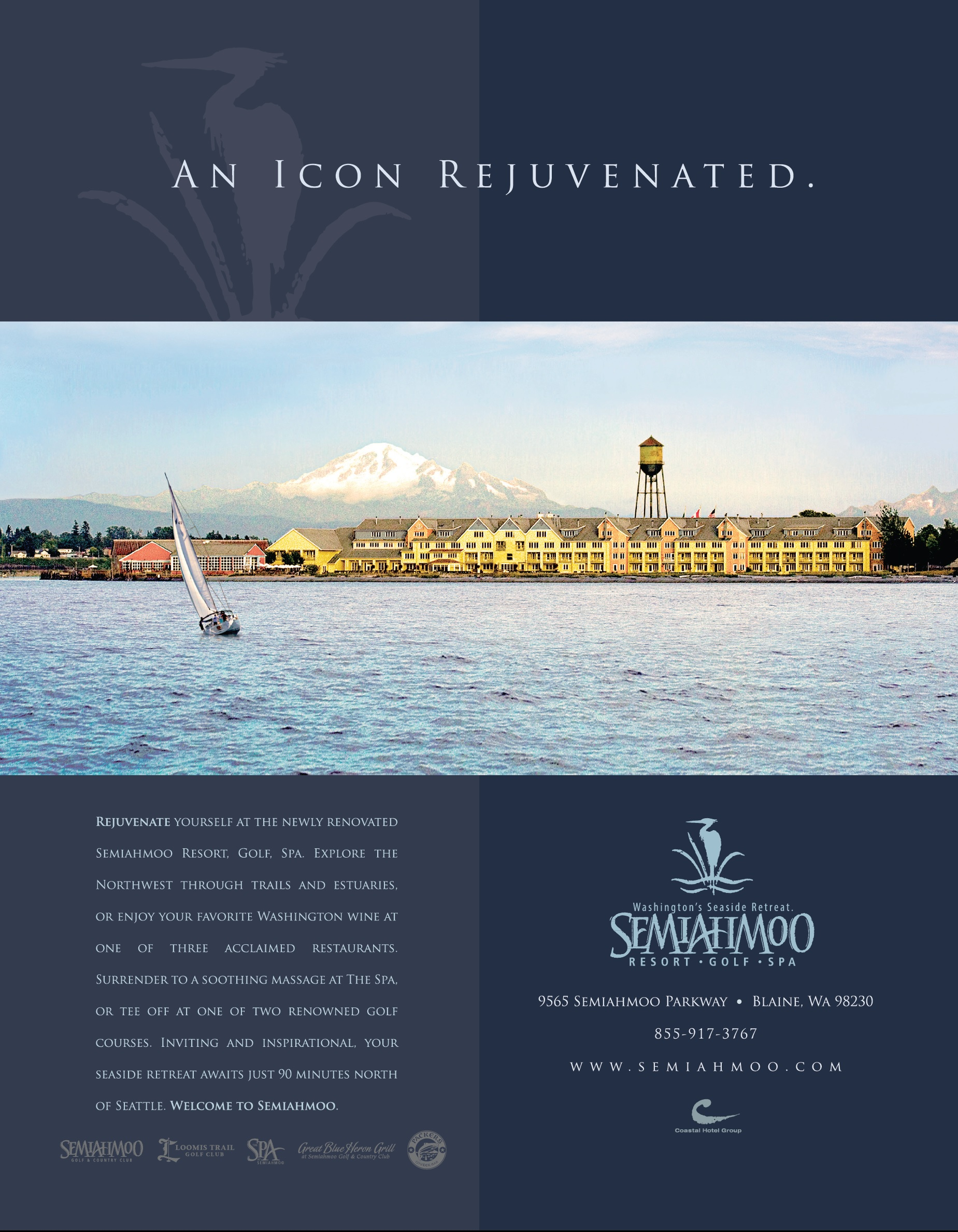 Seattle Print Ads Advertising In Alaska Airlines Magazine