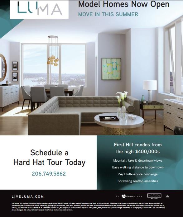 Print Advertising for Condo Developer Thrive Advertising