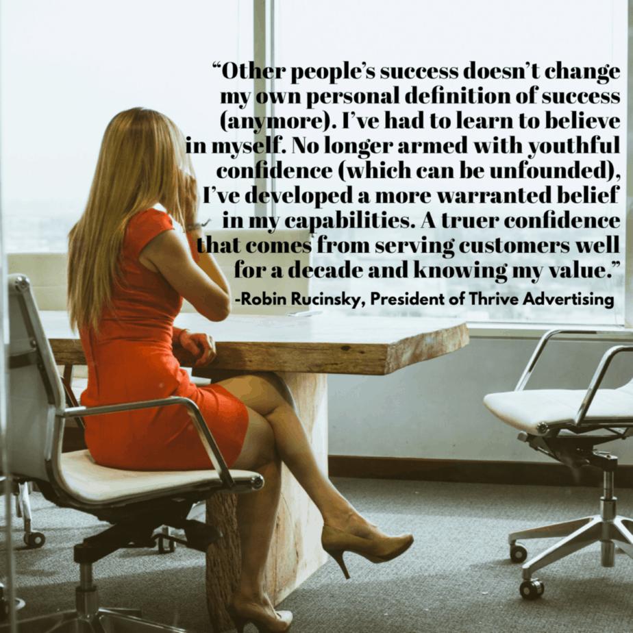 entrepreneur goals personal success business confidence confident woman lean in women leaders entreleadership